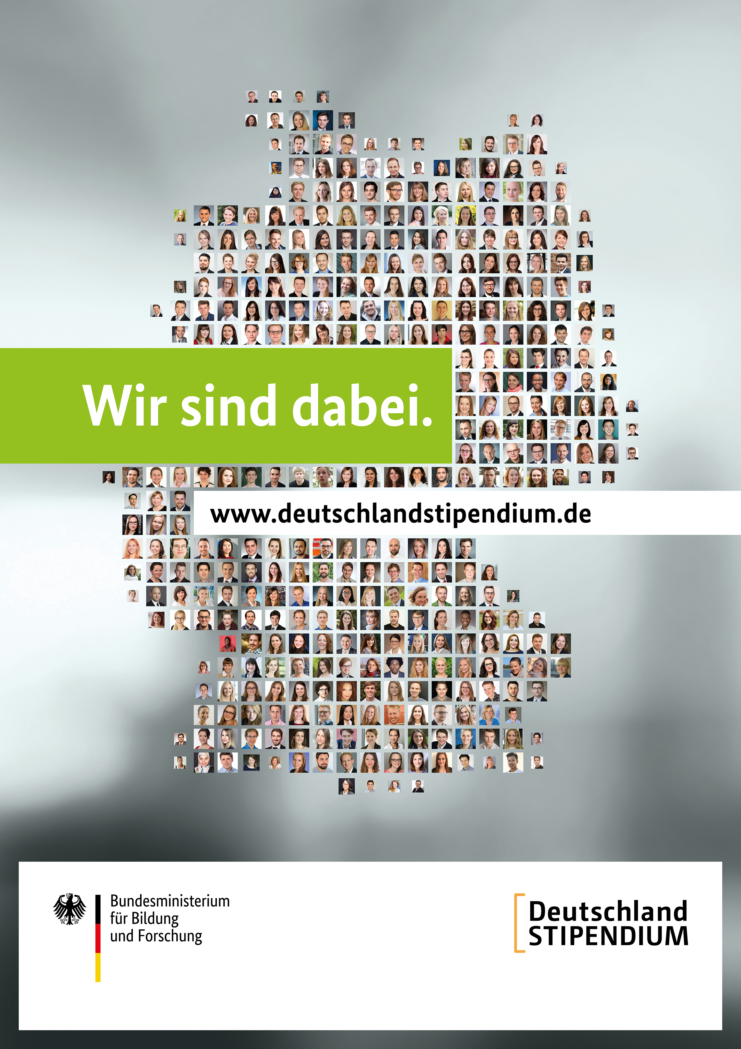 10-year 'Germany Scholarship' from Goethe University -The Banking Association of Hessen is involved-
