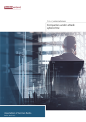 Companies under attack: cybercrime