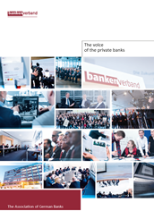 The Association of German Banks: The voice of the private banks