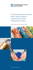 The German private commercial banks' statutory deposit guarantee and investor compensation scheme