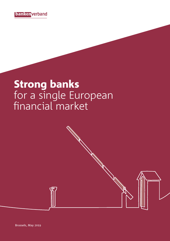 Strong banks for a single European financial market