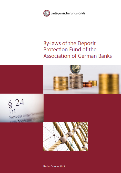 By-laws of the Deposit Protection Fund of the Association of German Banks, October 2017