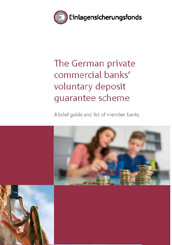 The German private commercial banks' voluntary deposit guarantee schemes